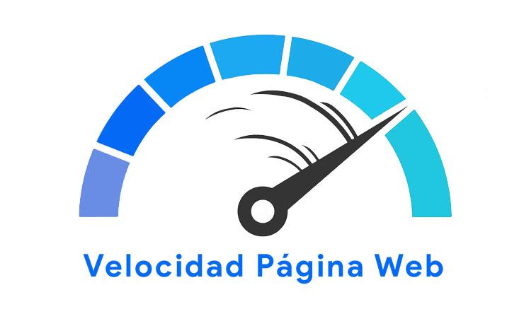 Velocidad Página Web