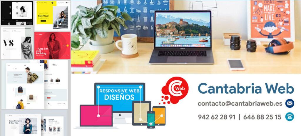 Paginas Web Cantabria