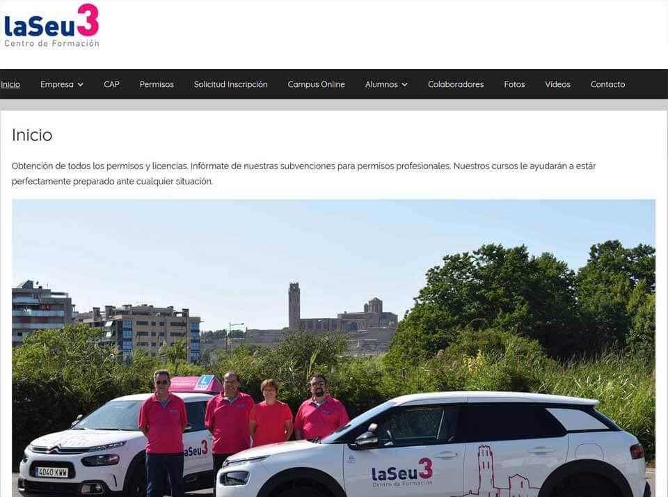 Autoescuela en Lleida LaSeu3