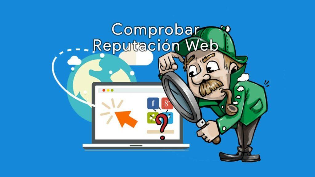 Comprobar Reputación Web